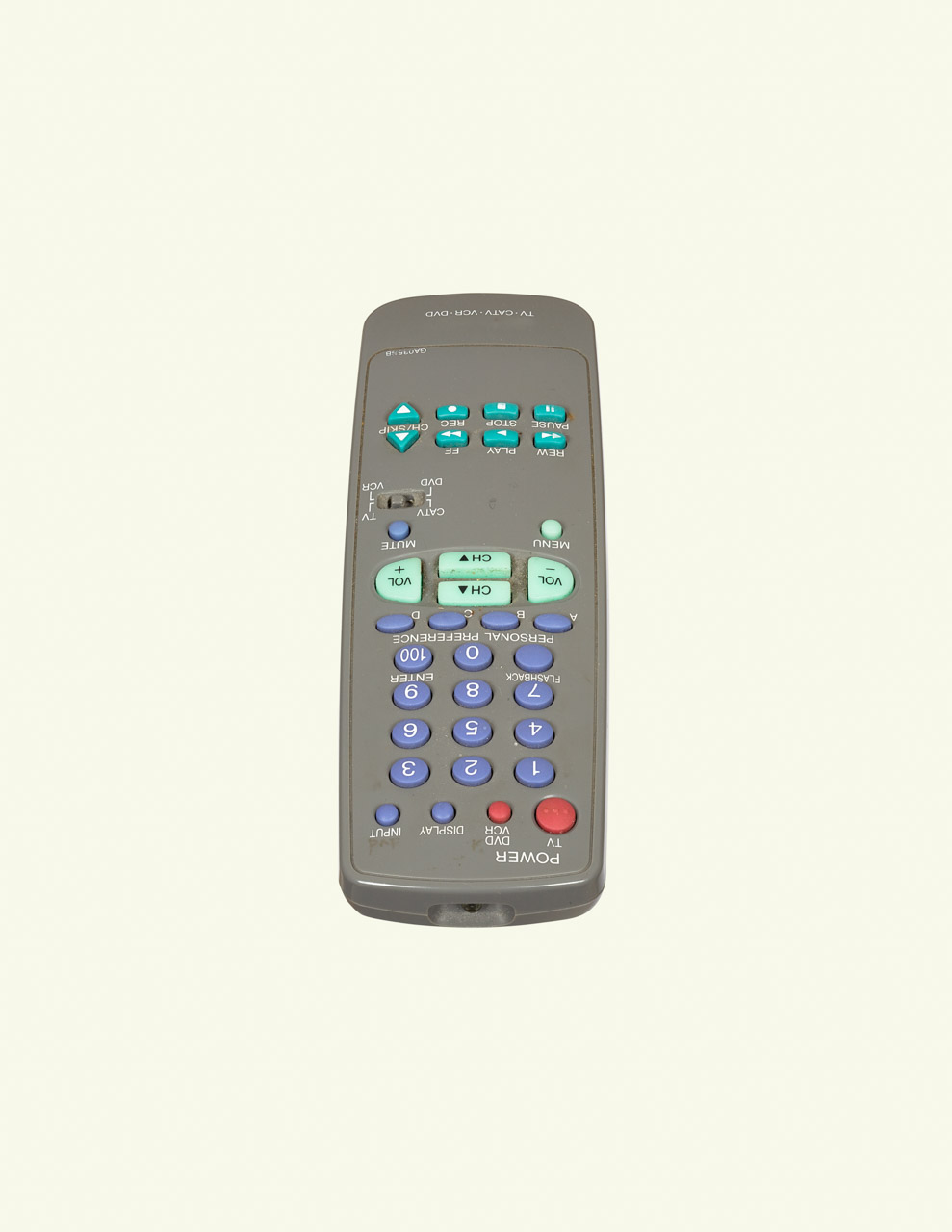 Andy-Mattern-TV_Remote_Control